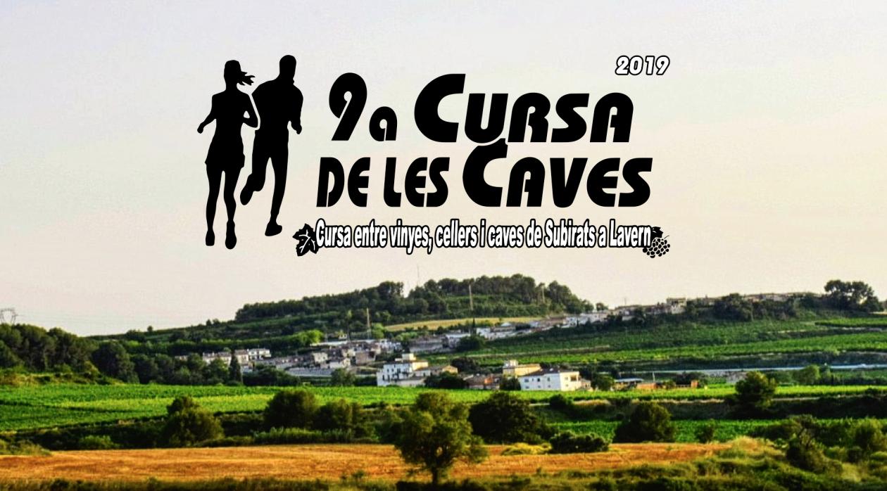 Novena Cursa de les Caves ||  3 de  novembre del 2019
